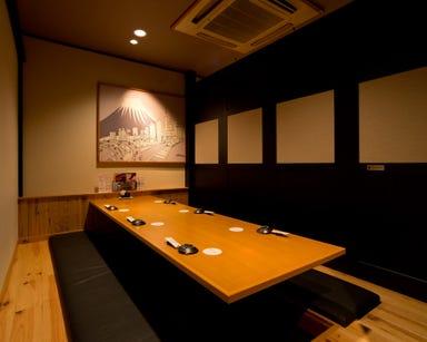 板前寿司 赤坂みすじ通り店 店内の画像