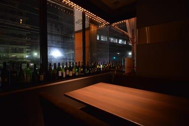 代官山Q'z ジビエ&世界のワイン  店内の画像
