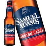 SAMUEL ADAMS BOSTON LAGER≪サミュエルアダムス ボストンラガー≫