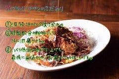 【人気No.1メニュー】バターミルク フライドチキン&ワッフル