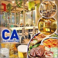 Cafe&ビアテラス カリフォルニアカフェ