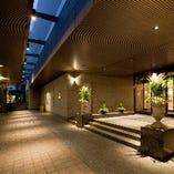 入口(西鉄薬院駅北口より徒歩2分です)