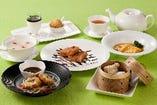 【3/1~5/31期間限定】春の飲茶ディナーコース