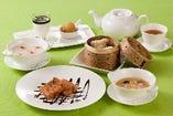 【3/1~5/31期間限定】春の飲茶セット