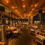 【2~70名様/テラス席】大阪城を眺めながらお食事が楽しめる特等席