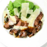牛肉のタリアータ〜バルサミコソース〜