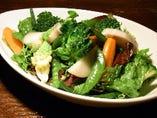 彩野菜のオーガニックサラダセゾン