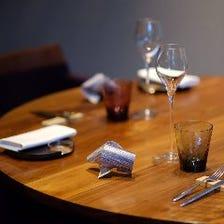 お料理と相性抜群のワイン