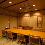 お座敷テーブル&椅子席個室(2~8名様×1)