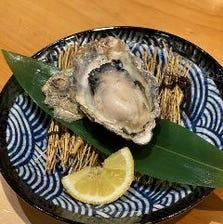 広島県産焼き牡蠣
