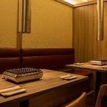 【2~24名様】接待・会食に最適。落ち着いた雰囲気の完全個室