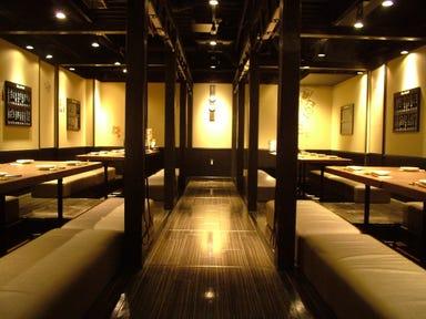 個室居酒屋 いろはにほへと 八戸八日町店 店内の画像