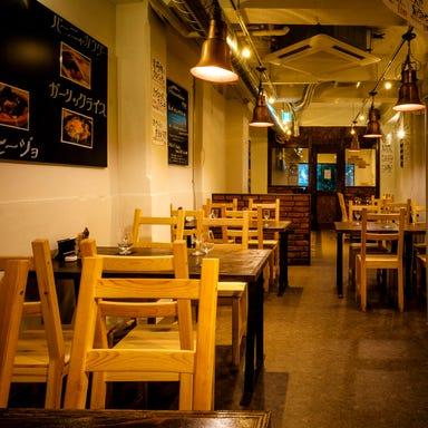 ビストロ居酒屋 ソーレ 川崎平和通り店 店内の画像