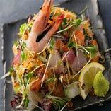 鮮魚ののっけ寿司