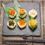 一口手毬寿司