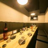 日本酒好きさんが集う飲み会にも人気です!