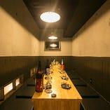 プライベート感を演出したい宴会に最適な独立空間