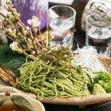 茶そば(温/冷)
