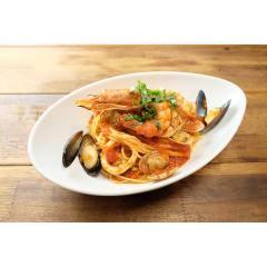 ★魚介と完熟トマトのペスカトーレ