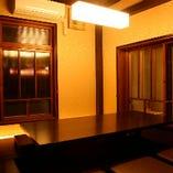 ◆◇ 掘りごたつの個室◆◇
