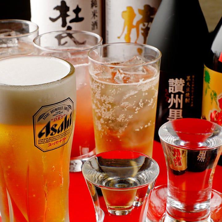 瀬戸内の味覚を味わうコース料理と酒
