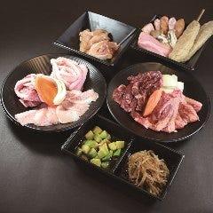 北海道の食材とBBQ 空の下ビアガーデン in 横浜ベイクォーター