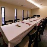 <6~12名様>プライベート感あふれる『テーブル個室』