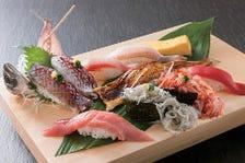 ◆職人が愛情込めて仕立てる海鮮料理