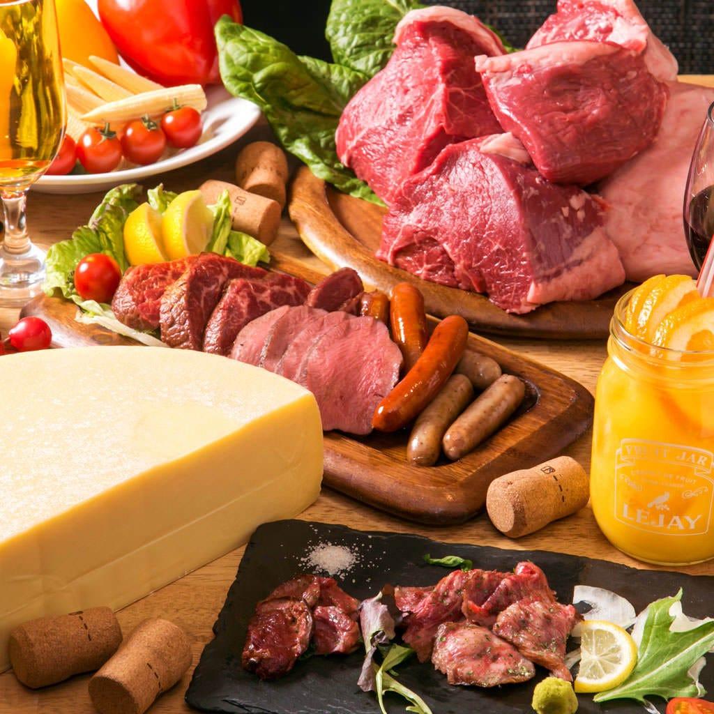 最新トレンド肉で楽しむ新年会★
