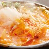 【定番】全7種類の純豆腐チゲ