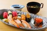 握り寿司 松