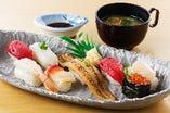 握り寿司 竹