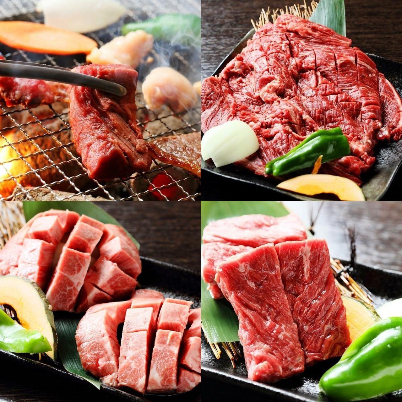 """旨すぎる肉を食らうなら""""肉の所長コース"""""""