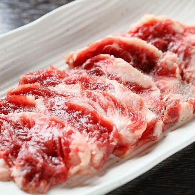 【希少部位】価値ある肉を味わう