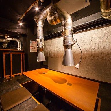 札幌炭火焼肉 LABO.  店内の画像