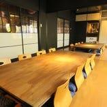 完全個室【8名様~】個室まるまる貸切。特別なお集まりに最適なプライベート空間