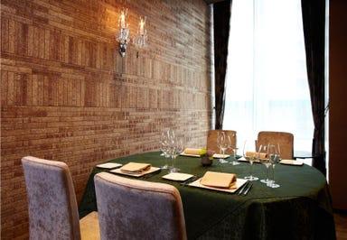 レストラン アラスカ フェスティバルタワー 店内の画像