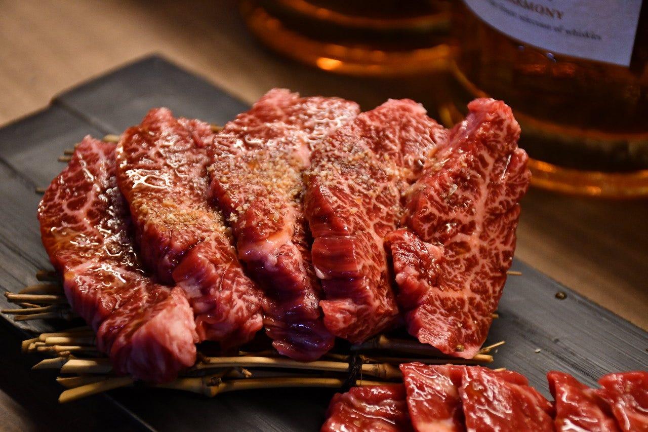 【粋】10種の個室焼肉コース料理【上質なお肉が食べれる】2名樣から承ります