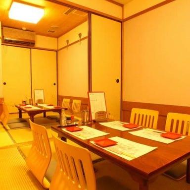 創作鉄板串焼 ポン吉 関内店 店内の画像