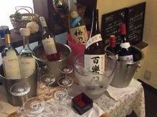 『奈良』の地酒をご堪能!