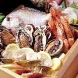 全国の漁港から届く新鮮魚介【全国各地】