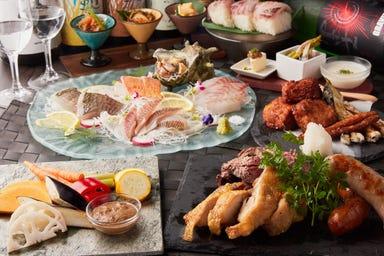 三崎漁港直送鮮魚と青木農園の和酒バル もるげん 五反田駅前店  コースの画像