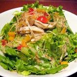■シーザーサラダや豆腐サラダ