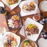 家で晩酌する感覚でどうぞ!!お箸で楽しむイタリアン&創作料理