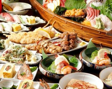 魚料理 大衆割烹 とろり  コースの画像