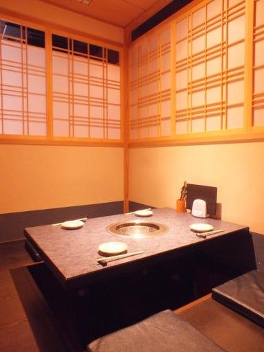 祇園焼肉 志  店内の画像
