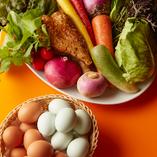東北牧場直送の野菜&卵【青森県】
