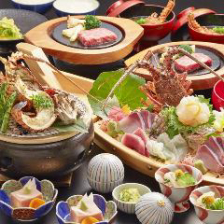 厳選食材を使った多彩な料理をご用意