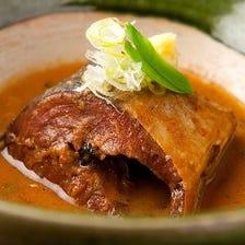 鮮魚を使った逸品で楽しむ旬の味わい
