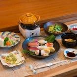 寿司膳【竹】